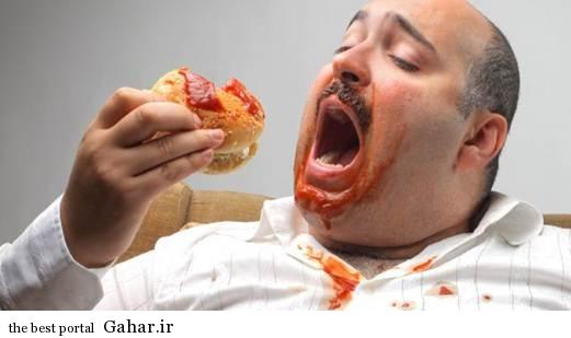 1 عادات بد غذایی