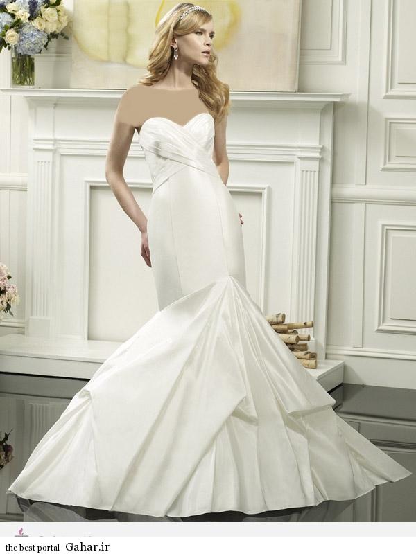 12822 مدل 2014 لباس عروس برند ValStefani