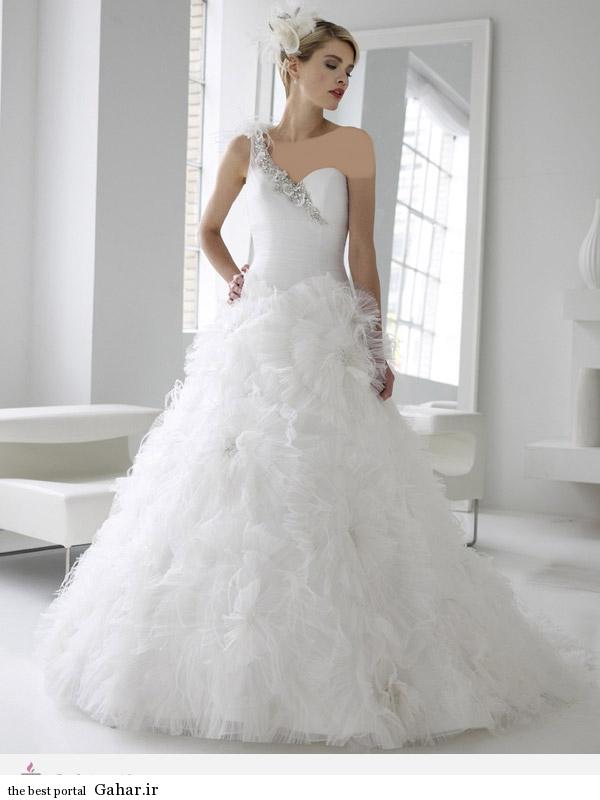 12823 مدل 2014 لباس عروس برند ValStefani