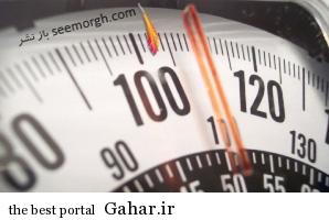 209901 افراد دارای اضافه وزن زودتر می میرند!