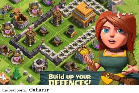 354406 980 رازهای موفقیت بازی Clash of Clans ، بازی پرطرفدار این روزها