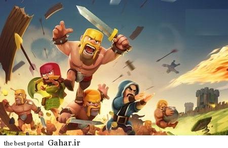 354412 907 رازهای موفقیت بازی Clash of Clans ، بازی پرطرفدار این روزها