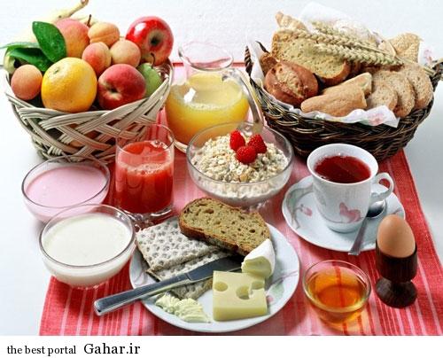 366030 564 نکات صبحانه رژیمی