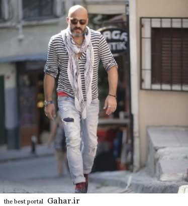 9306 7m1917 جواب تند امیر آقایی به انتقاد کنندگان لباسش / عکس