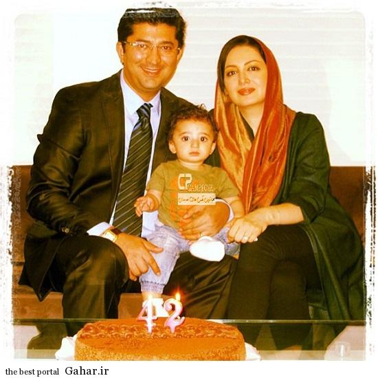 Bazigaran 4445 عکس جشن تولد همسر شیلا خداداد