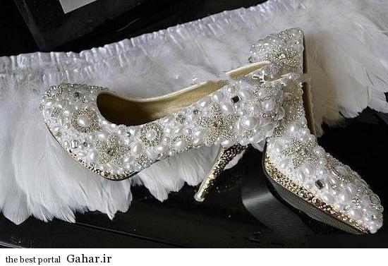 Bridal shoess 1 مدل کفش عروس 2014