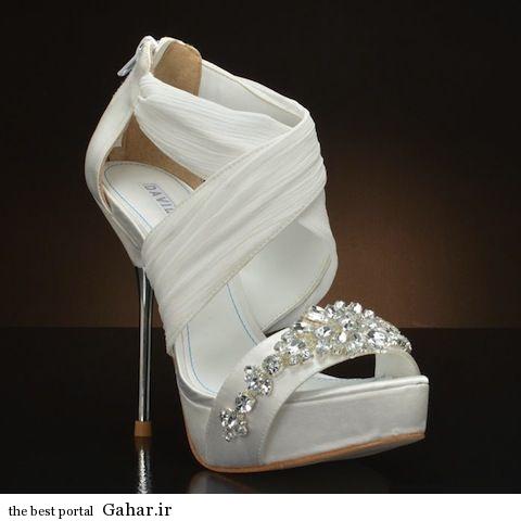 Bridal shoess 2 مدل کفش عروس 2014