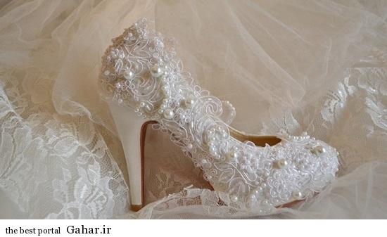 Bridal shoess 3 مدل کفش عروس 2014