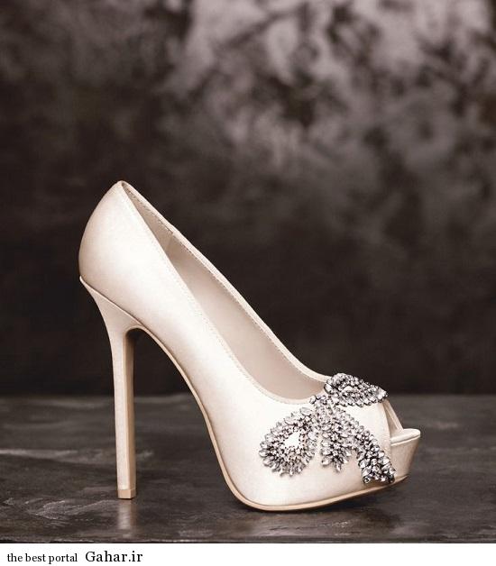 Bridal shoess 4 مدل کفش عروس 2014