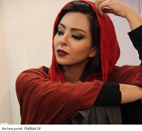 Ghazal.Saremi 7 زیباترین عکس های غزل صارمی