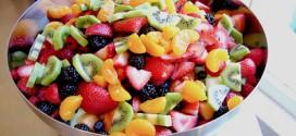 روش تهیه سالاد میوه ای