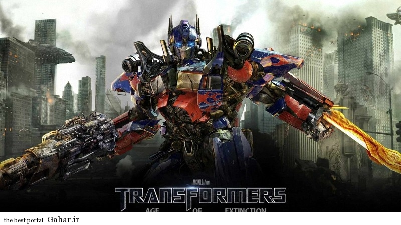 Transformers Age of Extinction banner دانلود موسیقی متن فیلم Transformers: Age of Extinction