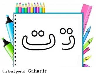 ba2403 نحوه آموزش حروف الفبا به کودکان