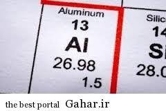 felez alominium فلز آلومینیوم برای سلامت بدن بسیار زیان آور است