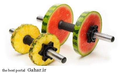fitness and nutrition رژیم غذایی چقدر در بدنسازی اهمیت دارد؟