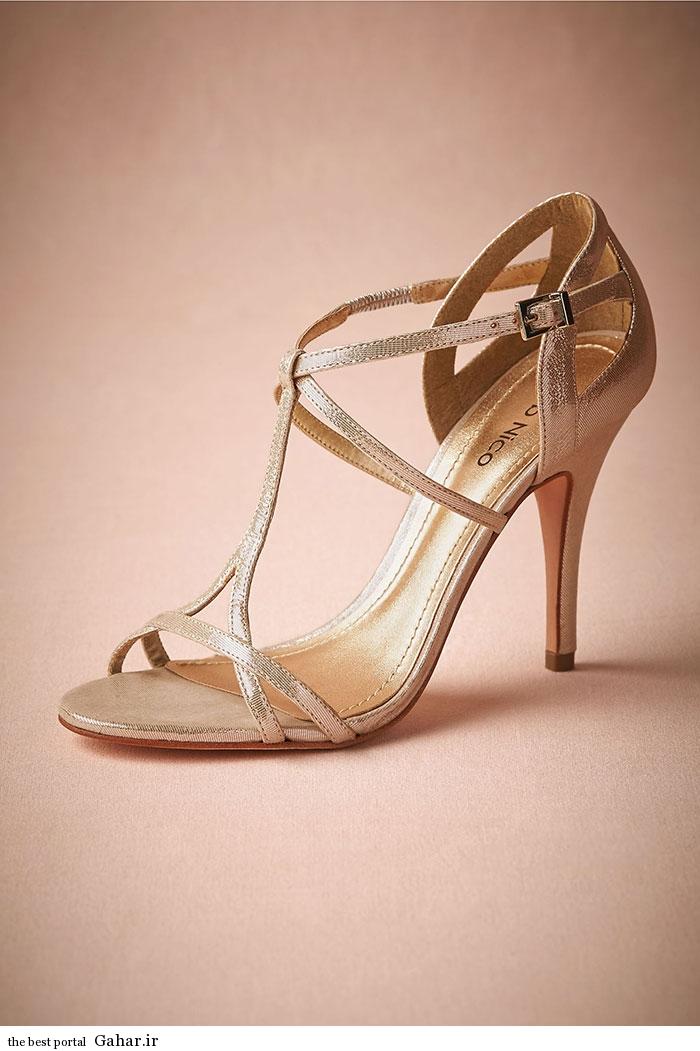 mail 15 مدل های شیک و جذاب کفش عروس 2015