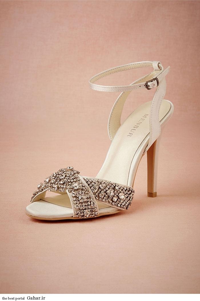 mail 24 مدل های شیک و جذاب کفش عروس 2015
