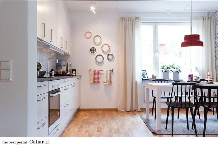 mail 53 دکوراسیون آپارتمانی به سبک اسکاندیناوی در سوئد