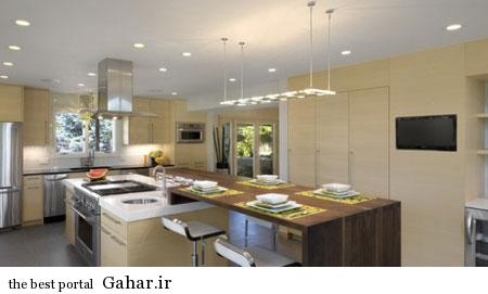 mo15390 جدیدترین دکوراسیون آشپزخانه 2014