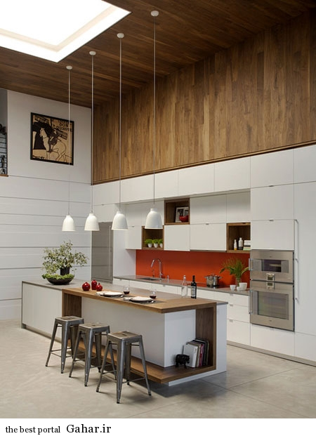 mo15400 جدیدترین دکوراسیون آشپزخانه 2014