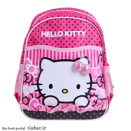 mo15505 مدل کیف مدرسه دخترهای دبستانی