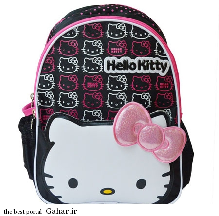 mo15511 مدل کیف مدرسه دخترهای دبستانی