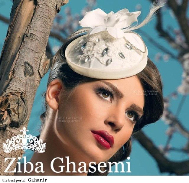 model arayesh aroos 5 مدل میکاپ عروس فوق العاده زیبا 2014