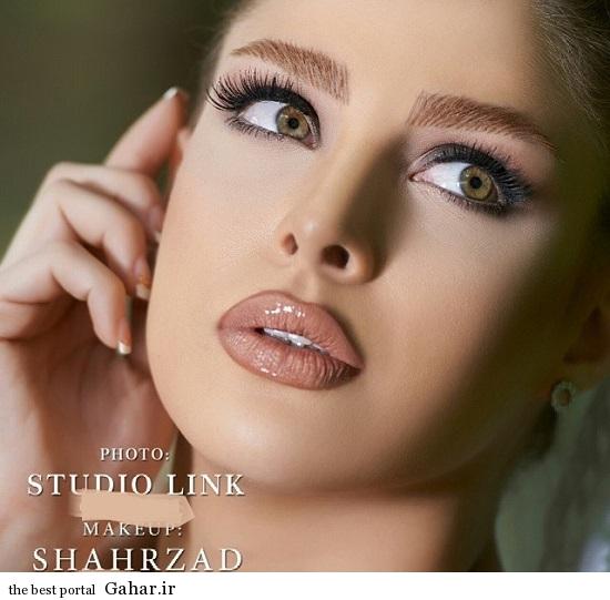 model arayesh aroos 6 مدل میکاپ عروس فوق العاده زیبا 2014