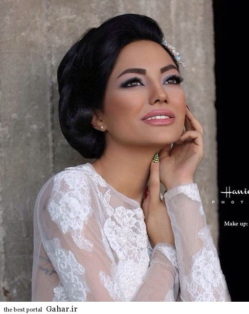 model arayesh aroos 7 مدل میکاپ عروس فوق العاده زیبا 2014