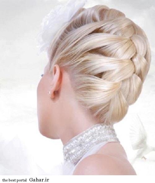 model moo aroos 2014 4 عکس های زیباترین مدل موی عروس