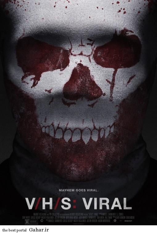vhs3 movie poster دانلود جدیدترین تریلر فیلم ترسناک V/H/S: Viral