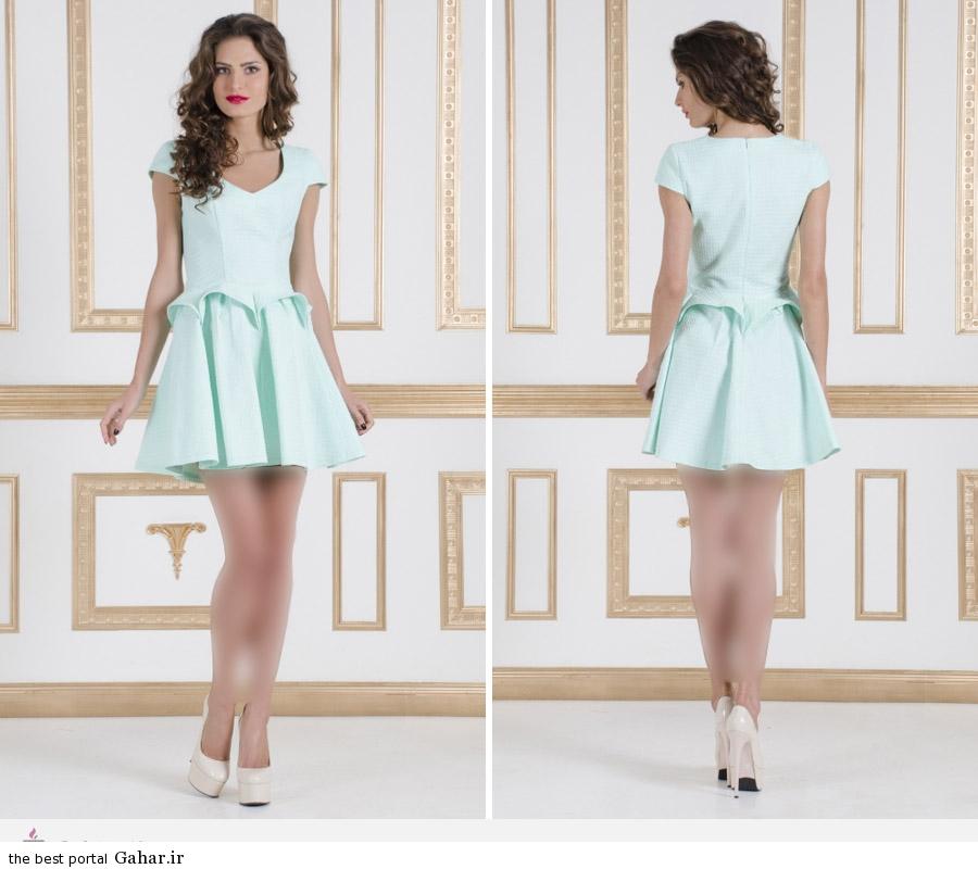 10894 مدل لباس مجلسی زنانه برند Enna Levoni