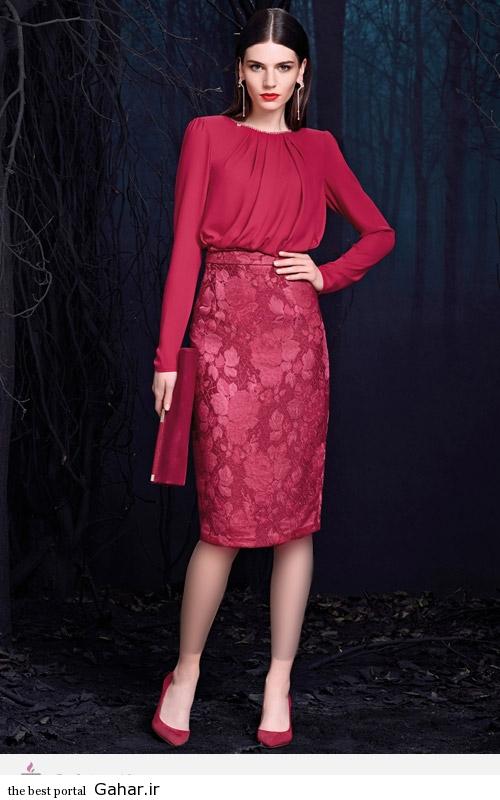 10902 مدل های پاییزی لباس زنانه  Elisabetta Franchi