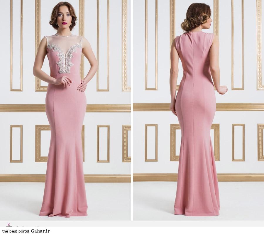 13046 مدل لباس مجلسی زنانه برند Enna Levoni