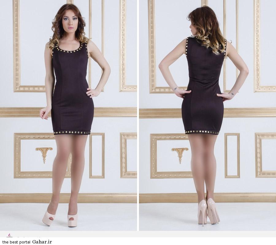 15623 مدل لباس مجلسی زنانه برند Enna Levoni