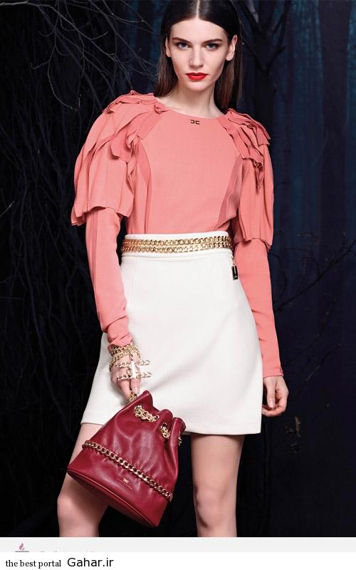 17233 مدل های پاییزی لباس زنانه  Elisabetta Franchi