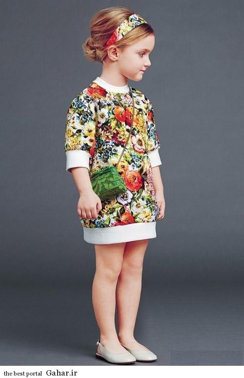 2015 baby clothes brand D G 4 مدل لباس های بچه گانه فوق العاده شیک برند D&G