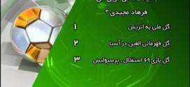 خلاصه برنامه نود دیشب ۲۸ مهر ۹۳