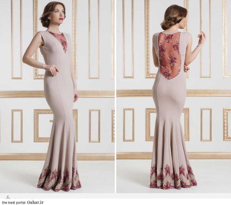 31253 مدل لباس مجلسی زنانه برند Enna Levoni