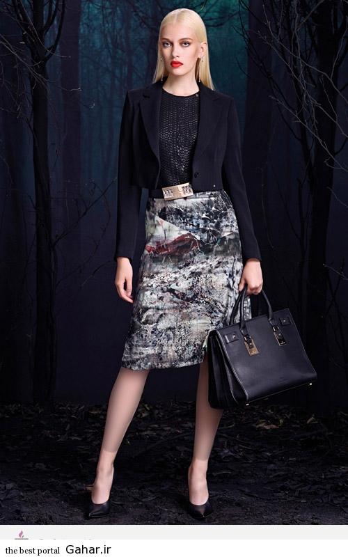 31261 مدل های پاییزی لباس زنانه  Elisabetta Franchi