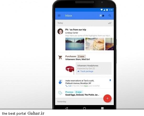 3b0969db97 همه چیز درباره سرویس Google Inbox گوگل