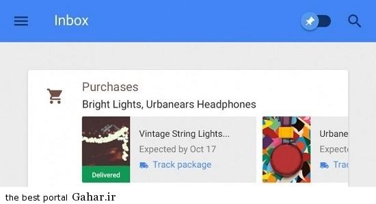 5500157a26 همه چیز درباره سرویس Google Inbox گوگل