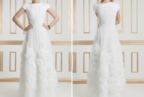 مدل لباس مجلسی زنانه برند Enna Levoni