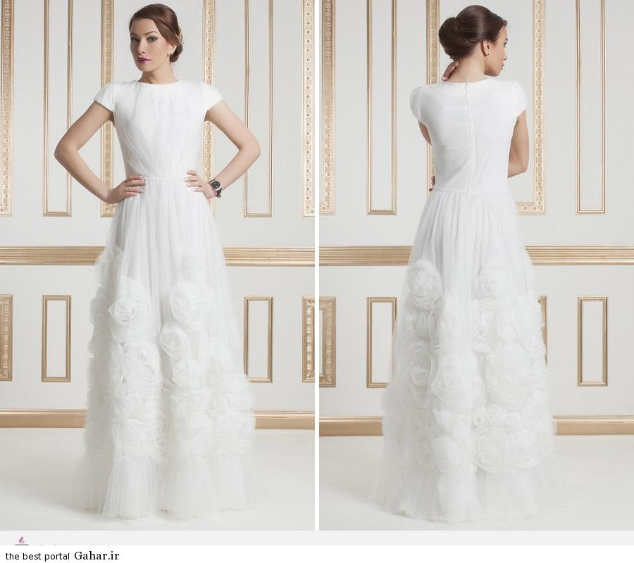5987 مدل لباس مجلسی زنانه برند Enna Levoni