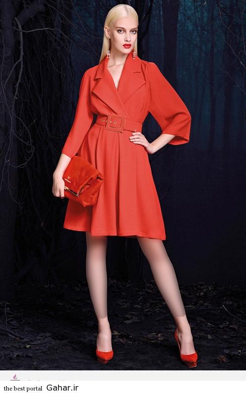 5995 مدل های پاییزی لباس زنانه  Elisabetta Franchi