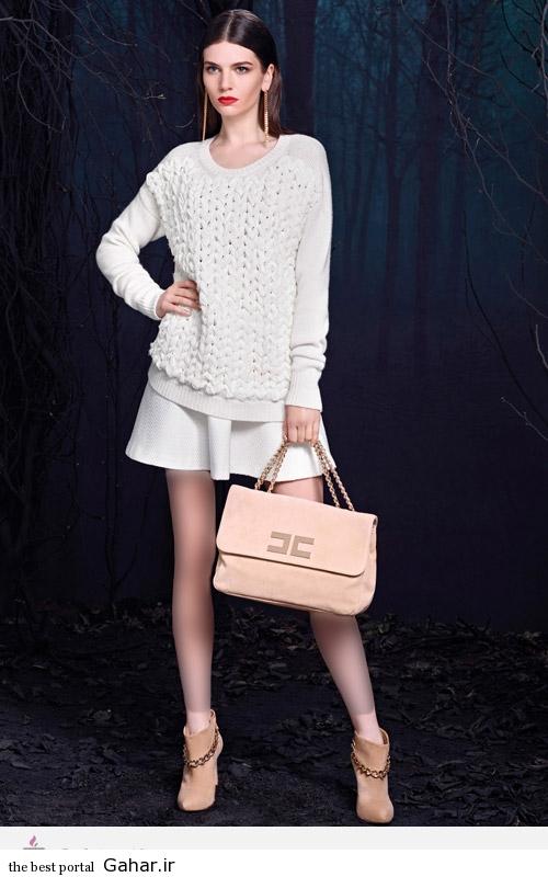 6971 مدل های پاییزی لباس زنانه  Elisabetta Franchi