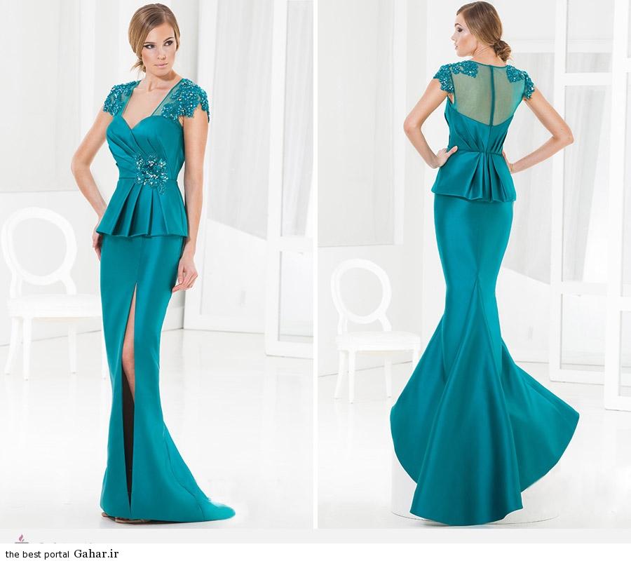 7938 مدل های جدید لباس مجلسی زنانه برند Terani Couture