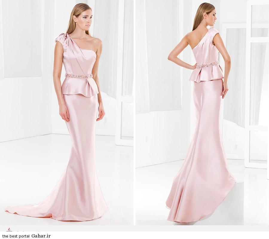 8927 مدل های جدید لباس مجلسی زنانه برند Terani Couture