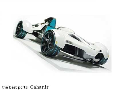 9307 8m2555 طراحی خودرویی بدون آلایندگی