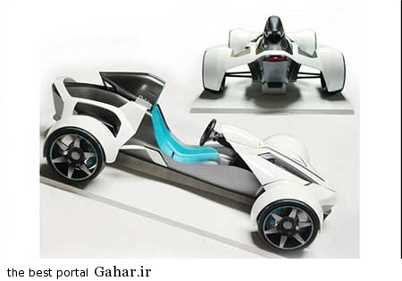 9307 8m2556 طراحی خودرویی بدون آلایندگی